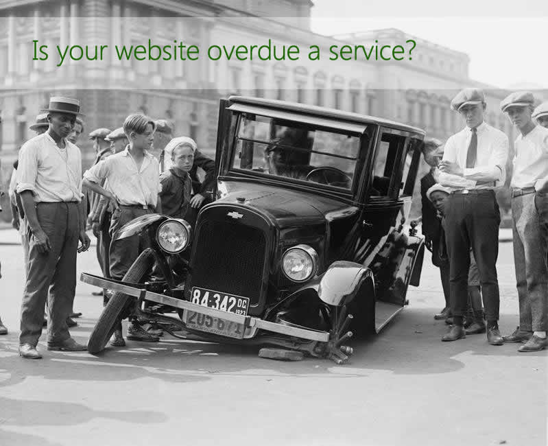 Keep your website maintained with our maintenance support services